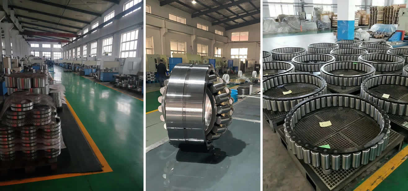 rolling mill bearings, Roll neck bearings, Tapered roller bearings, Spherical roller bearings
