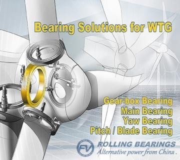Bearings for Wind Power Industry