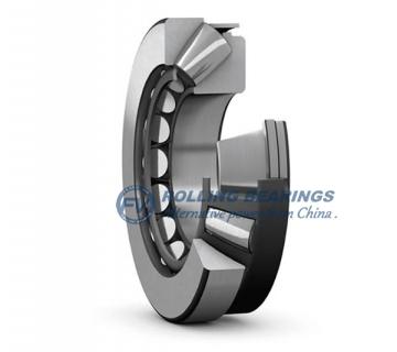 Spherical thrust  roller bearings